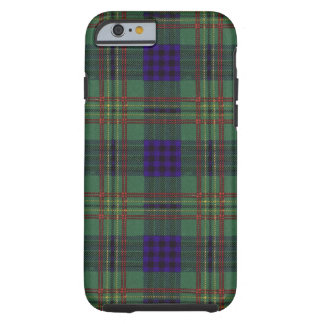 Kennedy clan Plaid Scottish tartan Tough iPhone 6 Case