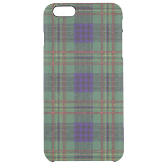 Kennedy clan Plaid Scottish tartan Uncommon Clearly™ Deflector iPhone 6 Plus Case