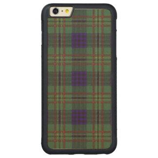 Kennedy clan Plaid Scottish tartan Carved® Maple iPhone 6 Plus Bumper