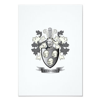 Kennedy Coat of Arms Card