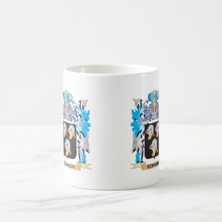 Kennedy Coat of Arms - Family Crest Classic White Coffee Mug