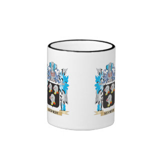 Kennedy Coat of Arms - Family Crest Ringer Coffee Mug