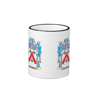 Kennedy- Coat of Arms - Family Crest Ringer Coffee Mug