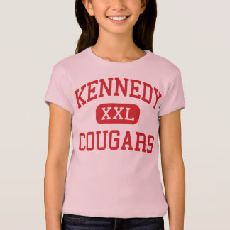 Kennedy - Cougars - Middle - Redwood City T-Shirt