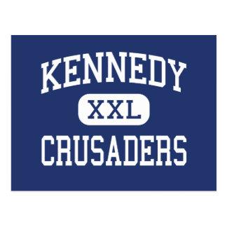 Kennedy Crusaders Middle Germantown Postcard