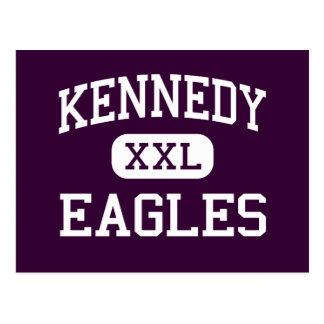 Kennedy - Eagles - High - Waterbury Connecticut Post Cards
