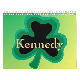 Kennedy Family Calendar