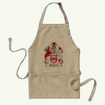 Kennedy Family Crest Apron