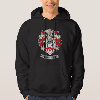 Kennedy Family Crest Coat of Arms Hoodie