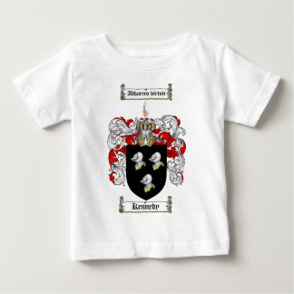 KENNEDY FAMILY CREST -  KENNEDY COAT OF ARMS INFANT T-SHIRT