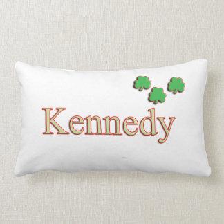 Kennedy Family Name Irish Pillow