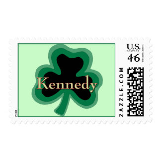 Kennedy Family Postage Stamp