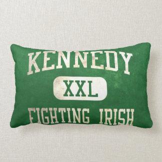 Kennedy Fighting Irish Athletics Lumbar Pillow