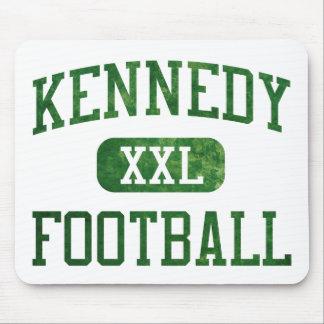 Kennedy Fighting Irish Football Mouse Pad