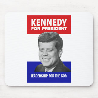 Kennedy For President 1960 Mouse Pad