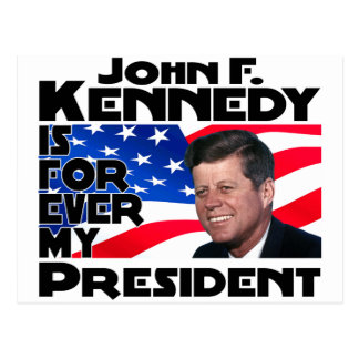 Kennedy Forever Postcard
