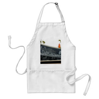 Kennedy Fountain Adult Apron