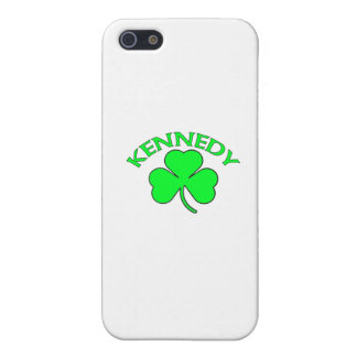 Kennedy iPhone 5 Protectores