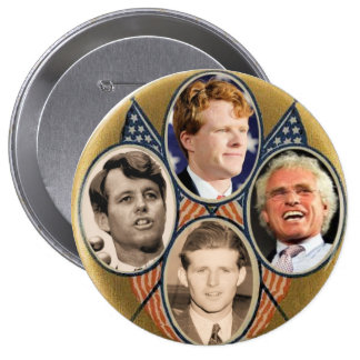 Kennedy Generations Button