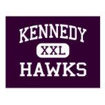 Kennedy - Hawks - High School - Plainview New York Post Cards