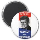 Kennedy Imán De Frigorífico