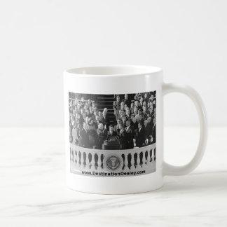 Kennedy Inaugural Speech Coffee Mug
