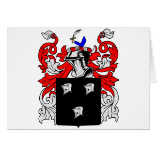 Kennedy (Irish) Coat of Arms Greeting Card