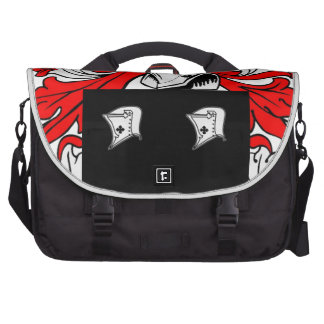 Kennedy (Irish) Coat of Arms Laptop Bags