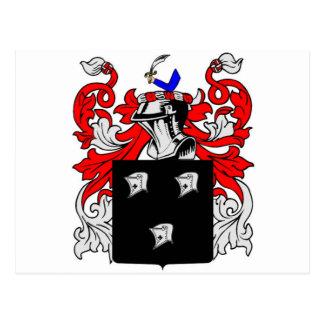 Kennedy (Irish) Coat of Arms Postcard