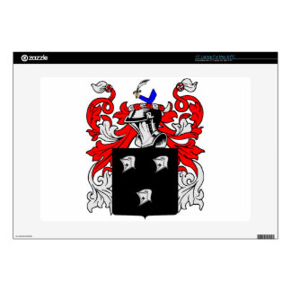 Kennedy (Irish) Coat of Arms Decal For Laptop