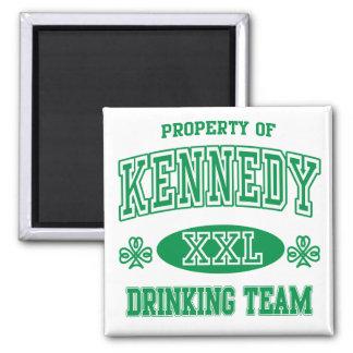 Kennedy Irish Drinking Team Refrigerator Magnets
