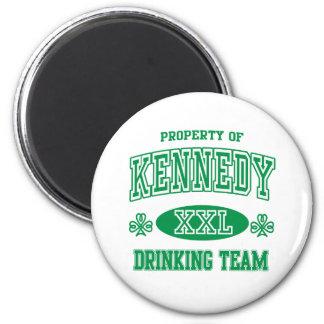 Kennedy Irish Drinking Team Magnet