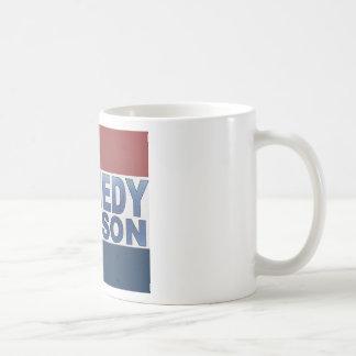 Kennedy Johnson Campaign Coffee Mug