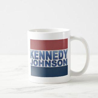 Kennedy Johnson Campaign Mugs