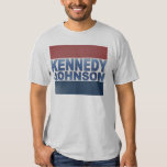 Kennedy Johnson Campaign Shirts