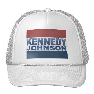 Kennedy Johnson Campaign Trucker Hat