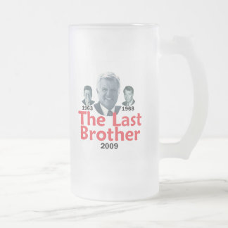 Kennedy Last Brother Mug