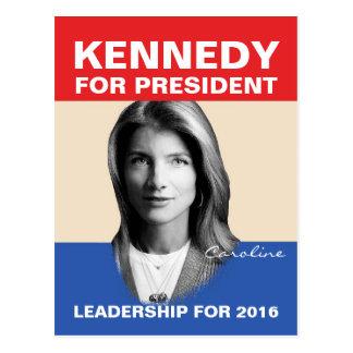 Kennedy Leadership Postcard