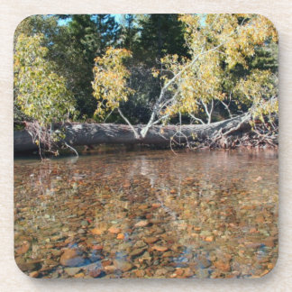Kennedy Meadows and the Stanislaus River Beverage Coaster