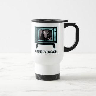 Kennedy Nixon Debate 1960 Coffee Mug