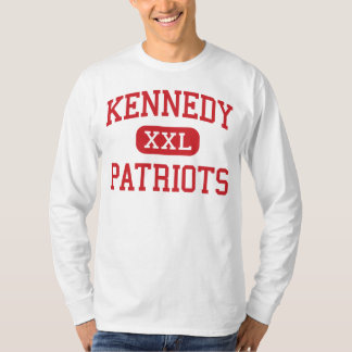 Kennedy - Patriots - Middle - Enfield Connecticut T-Shirt