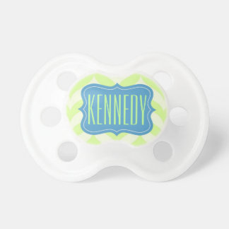 """""""Kennedy"""" Personalized Name Pacifier"""