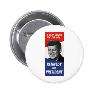Kennedy Pinback Buttons