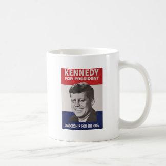 Kennedy Poster Coffee Mugs