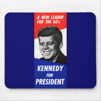 Kennedy Presidential Campaign 1960 Mouse Pads