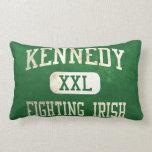 Kennedy que lucha el atletismo irlandés almohada