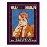 """¿Kennedy, Roberto - """"por qué no? """" Tarjetas Postales"""