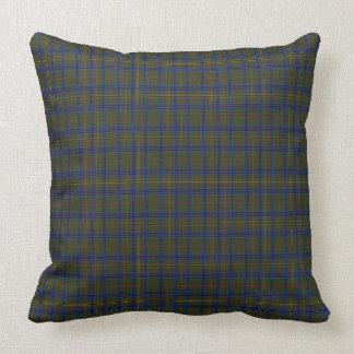 Kennedy Scottish Family Tartan Pillow