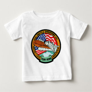 Kennedy Space CenterShuttle Operations Baby T-Shirt