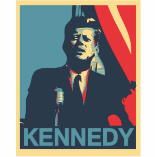 Kennedy Statuette